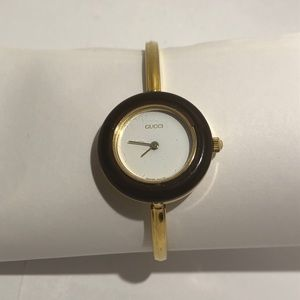 Gucci Watch 11/12.2 Women's Bangle